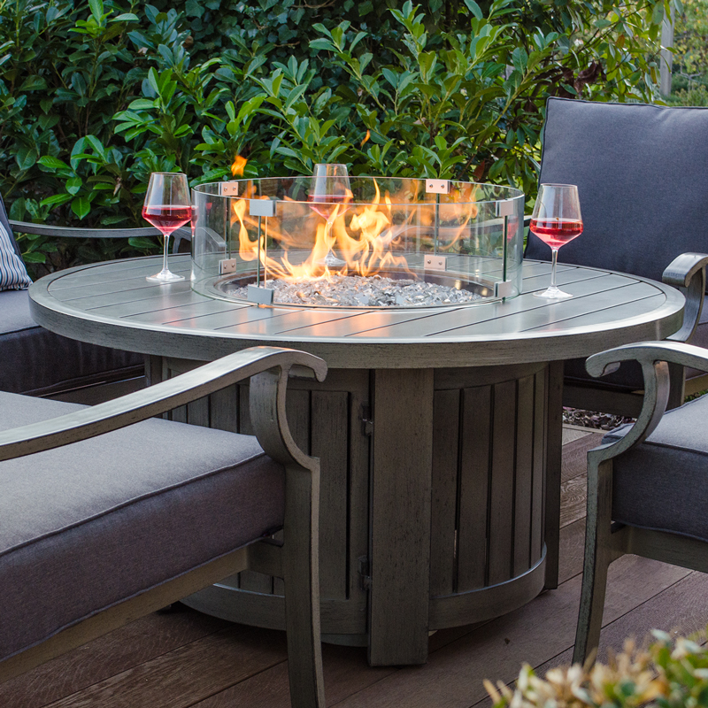 Fire Pit Dining Sets
