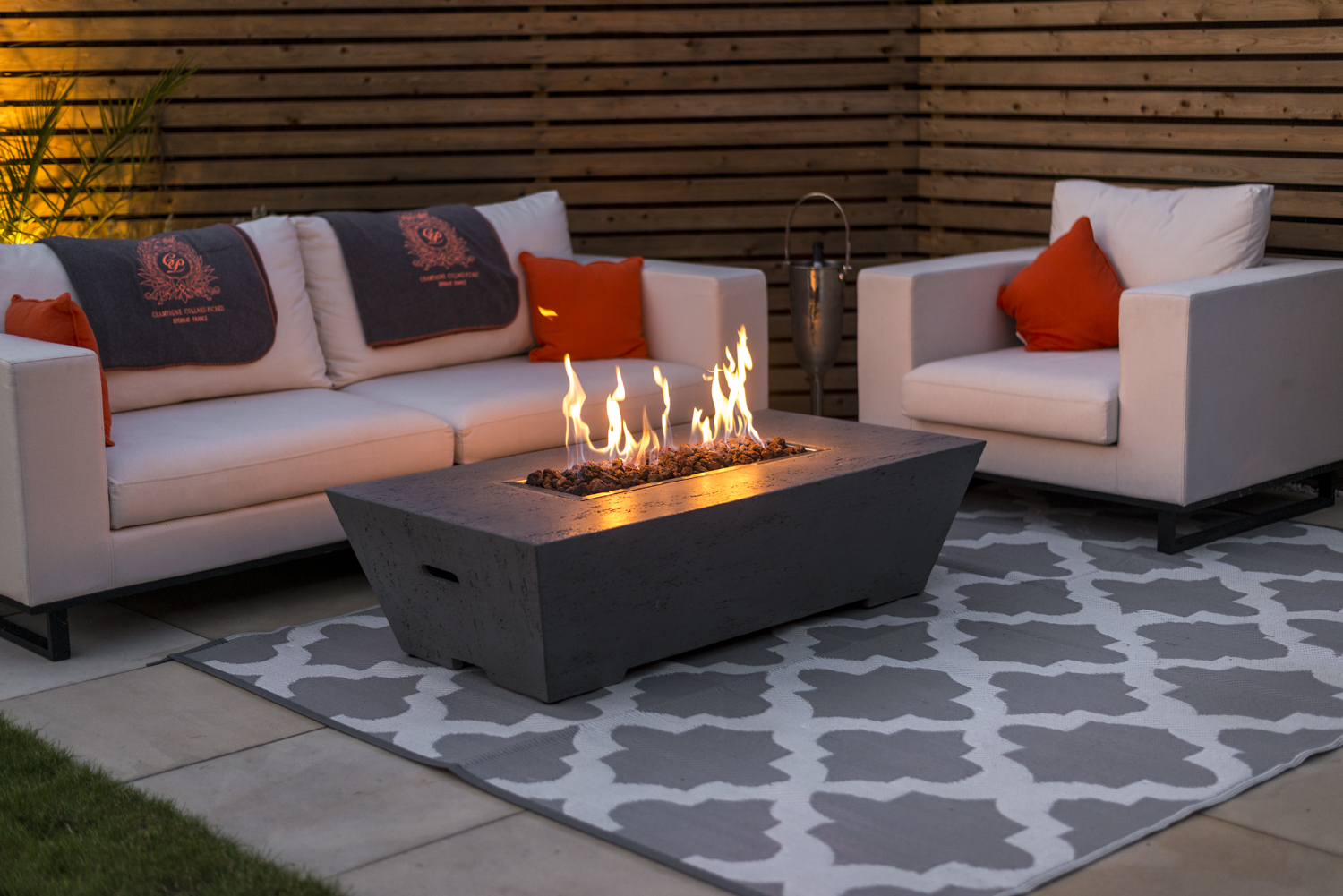 Fire Pit Coffee Tables