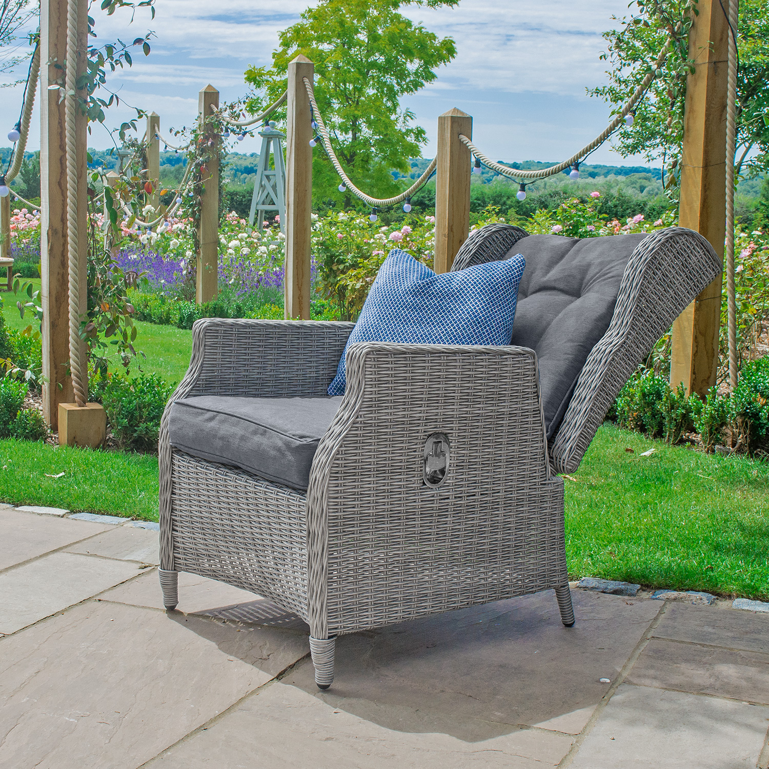 Reclining Garden Furniture