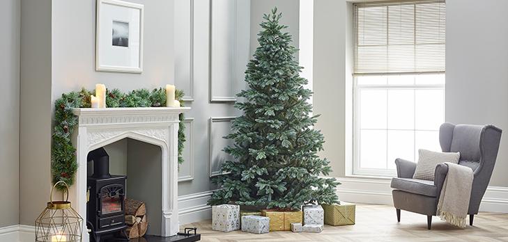 White Stores Christmas