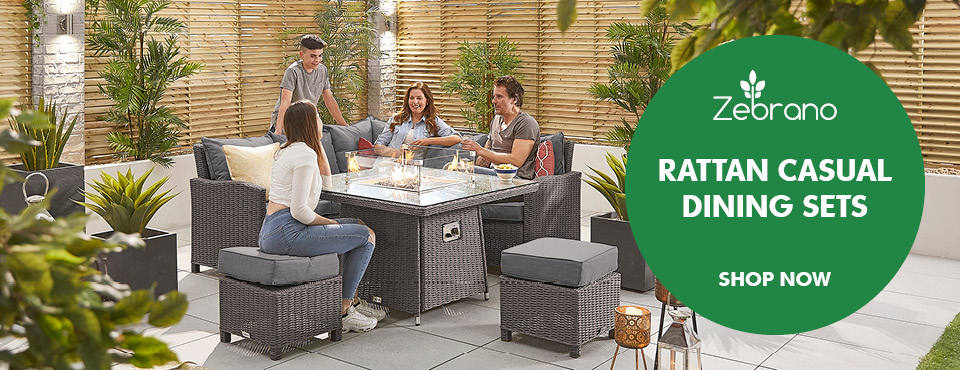 Rattan Casual Dining