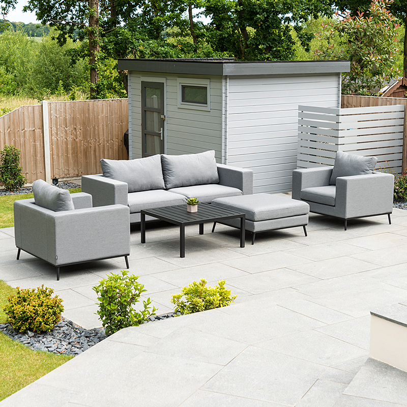 This Highly Weather Resistant Material Is Quickly Becoming The Uk S Favourite Garden Furniture That Can Be Left Outside All Year