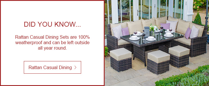 Browse Rattan Casual Dining Sets