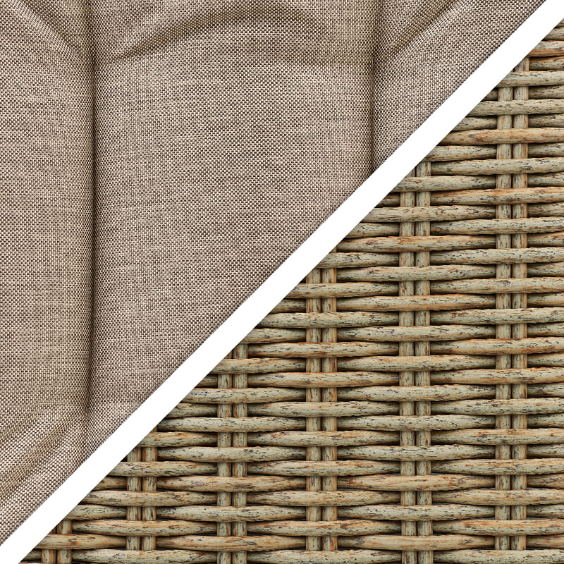 Premium Rattan Weave
