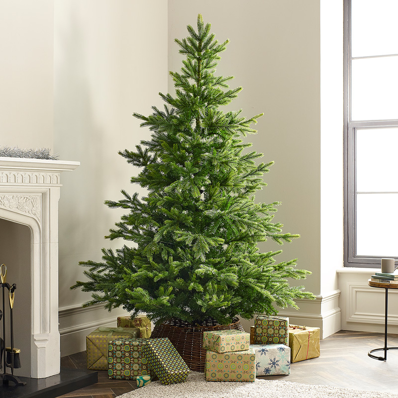 Calgary Fir Artificial Christmas Tree